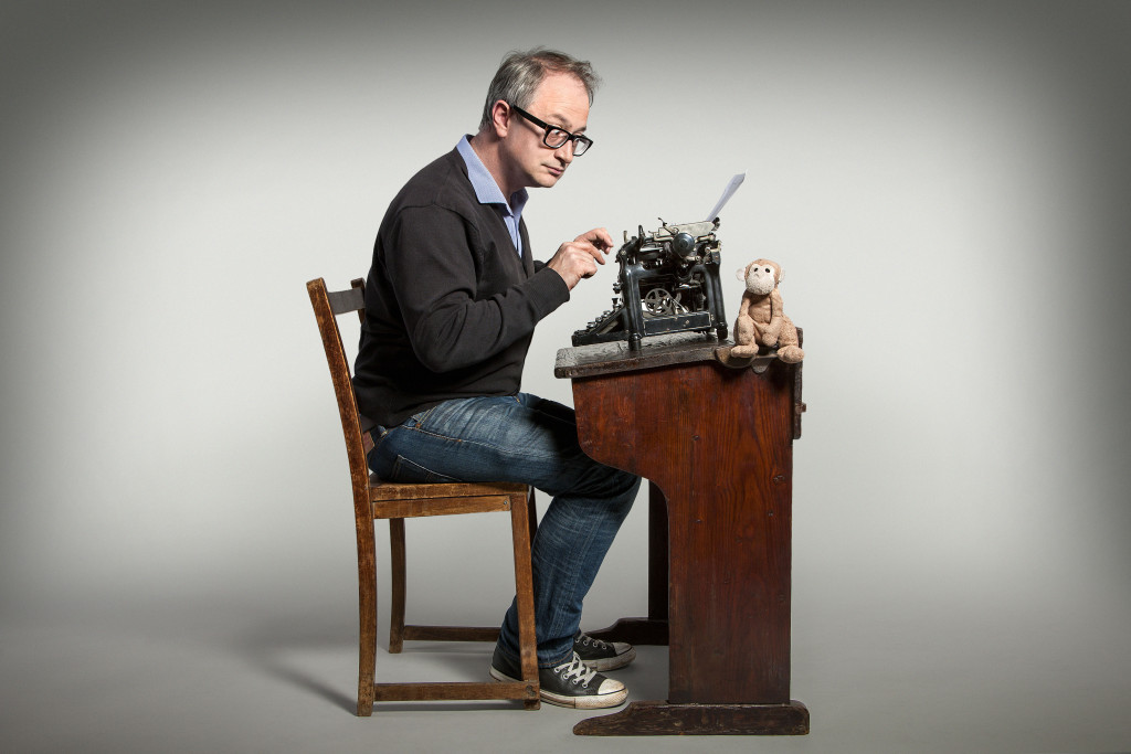 Programme Name: The Infinite Monkey Cage - TX: 19/01/2015 - Episode: n/a (No. n/a) - Picture Shows:  Robin Ince - (C) BBC - Photographer: Richard Ansett