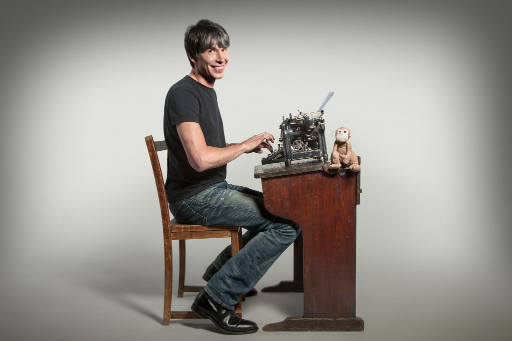 Programme Name: The Infinite Monkey Cage - TX: 19/01/2015 - Episode: n/a (No. n/a) - Picture Shows:  Professor Brian Cox - (C) BBC - Photographer: Richard Ansett