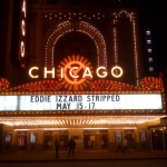Eddie Izzard STRIPPED_Chicago Marquee
