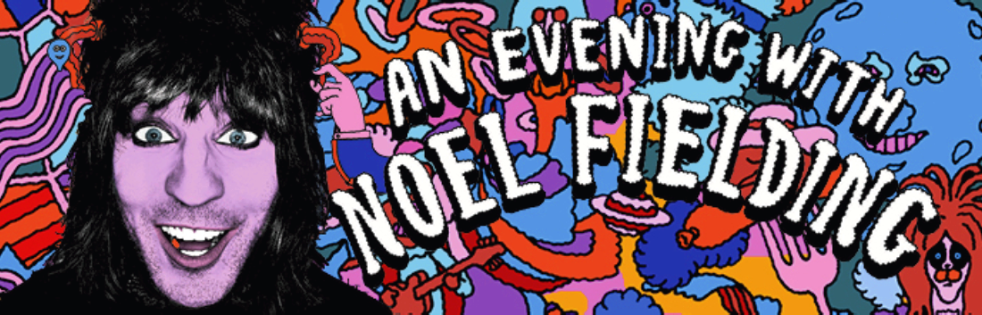 An Evening with Noel Fielding 2016