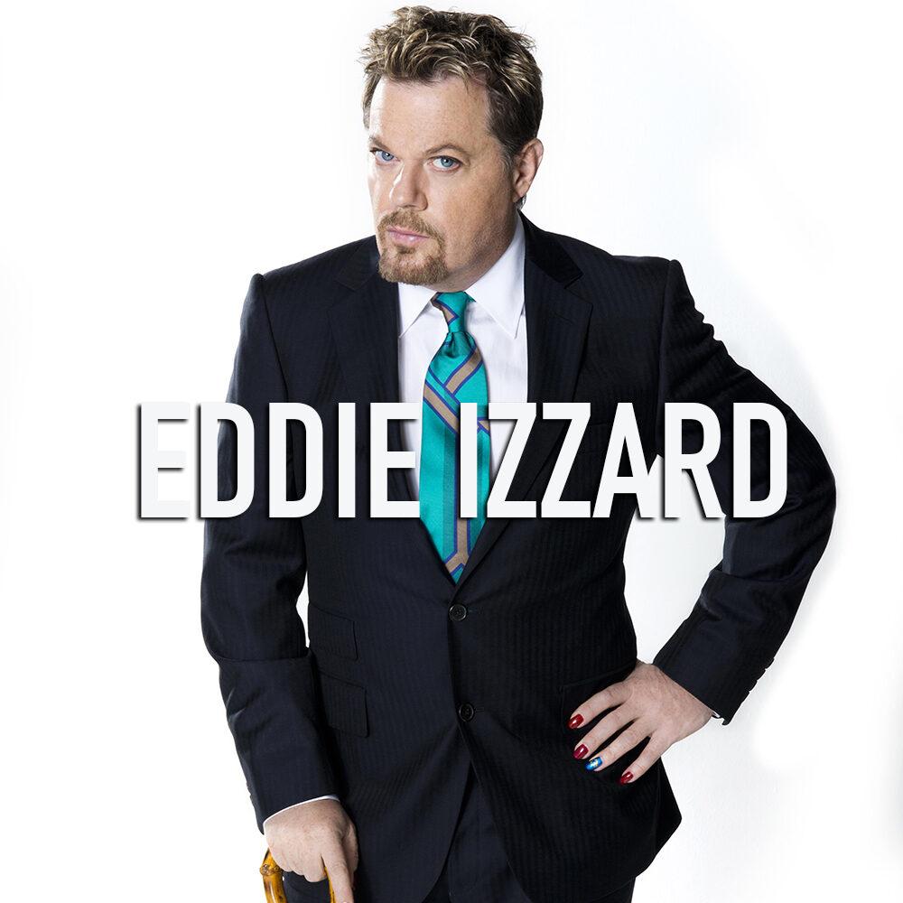 Eddie Izzard artistpage